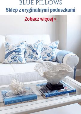 poduszki dekoracyjne Hampton